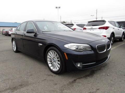 2011 BMW 5 Series for sale at Davis Hyundai in Ewing NJ