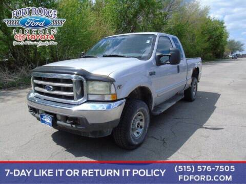 2003 Ford F-250 Super Duty for sale at Fort Dodge Ford Lincoln Toyota in Fort Dodge IA