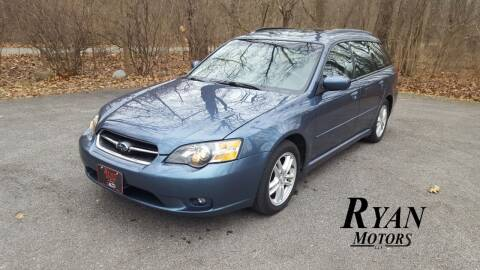 2005 Subaru Legacy for sale at Ryan Motors LLC in Warsaw IN