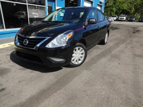 2015 Nissan Versa for sale at Drive Auto Sales & Service, LLC. in North Charleston SC