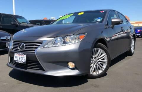 2014 Lexus ES 350 for sale at LUGO AUTO GROUP in Sacramento CA