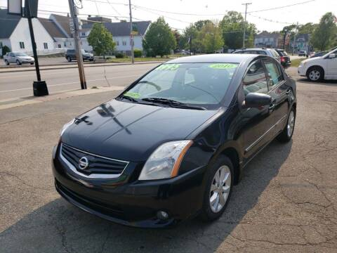 2010 Nissan Sentra for sale at TC Auto Repair and Sales Inc in Abington MA