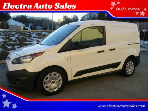 2015 Ford Transit Connect Cargo for sale at Electra Auto Sales in Johnston RI