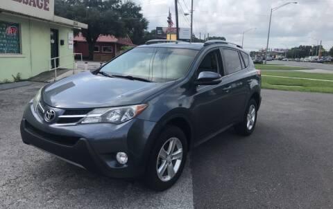 2014 Toyota RAV4 for sale at Reliable Motor Broker INC in Tampa FL