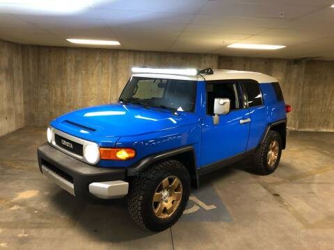 2007 Toyota FJ Cruiser for sale at Select AWD in Provo UT