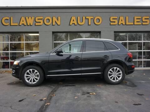 2013 Audi Q5 for sale at Clawson Auto Sales in Clawson MI