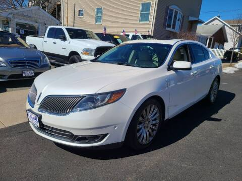 2013 Lincoln MKS for sale at Express Auto Mall in Totowa NJ