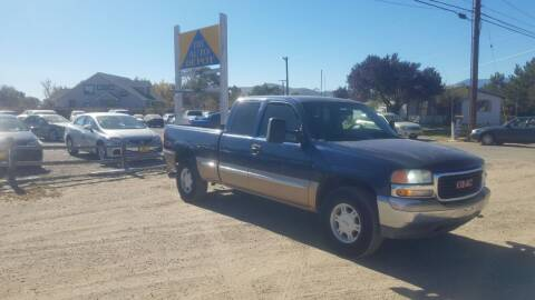 1999 GMC Sierra 1500 for sale at Auto Depot in Carson City NV