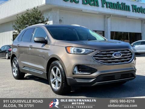 2019 Ford Edge for sale at Ole Ben Franklin Motors-Mitsubishi of Alcoa in Alcoa TN