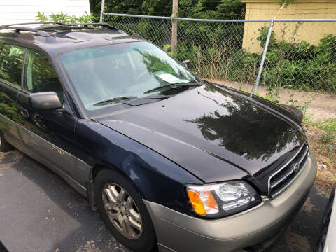2001 Subaru Outback for sale at Holiday Auto Sales in Grand Rapids MI