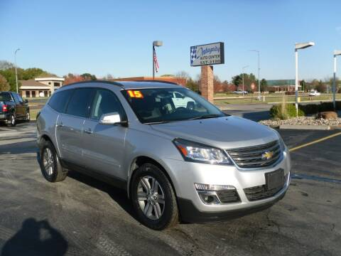 2015 Chevrolet Traverse for sale at Integrity Auto Center in Paola KS