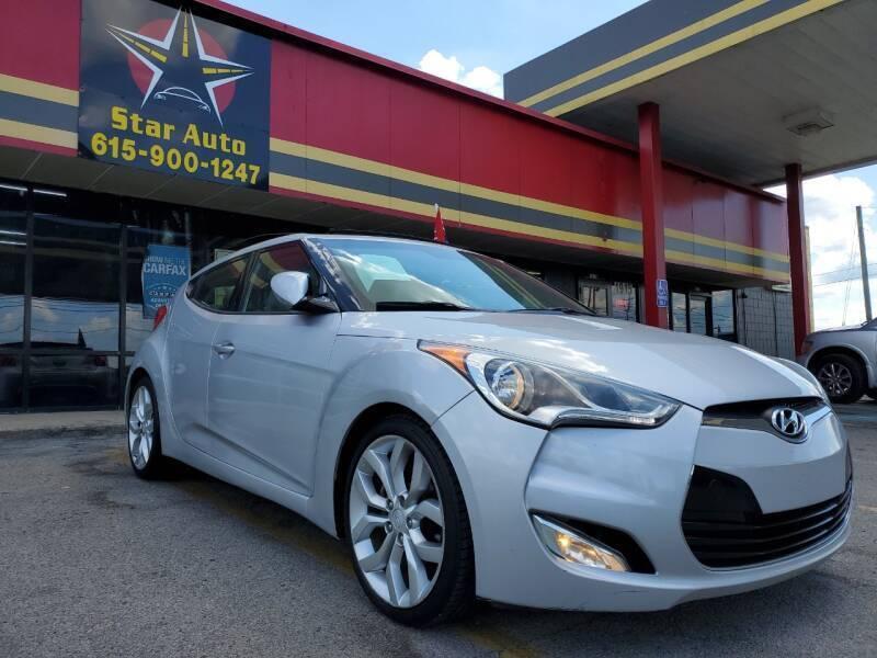 2012 Hyundai Veloster for sale at Star Auto Inc. in Murfreesboro TN