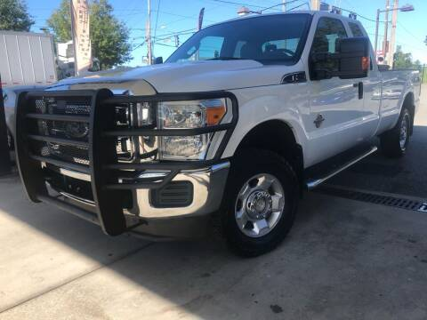 2012 Ford F-250 Super Duty for sale at Michael's Imports in Tallahassee FL