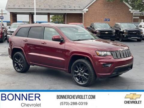 2018 Jeep Grand Cherokee for sale at Bonner Chevrolet in Kingston PA