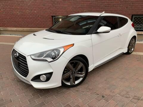 2014 Hyundai Veloster for sale at Euroasian Auto Inc in Wichita KS
