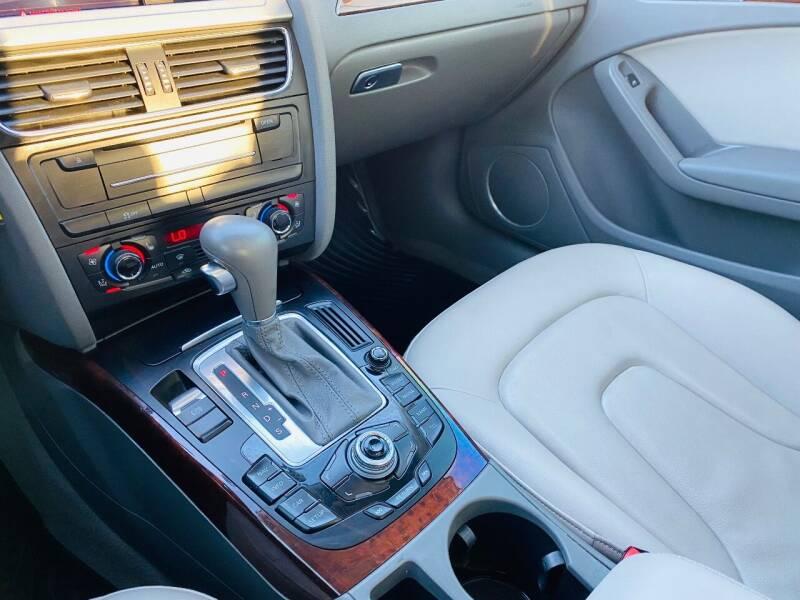 2011 Audi A4 AWD 2.0T quattro Premium Plus 4dr Sedan 8A - Saint Francis WI