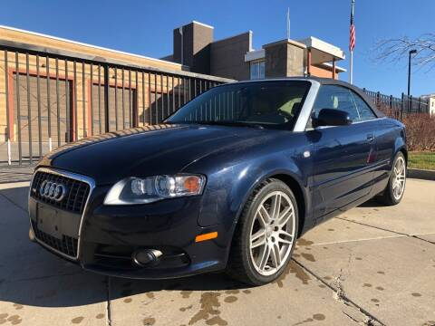 2009 Audi A4 for sale at A.I. Monroe Auto Sales in Bountiful UT