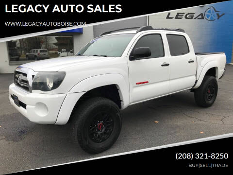 2009 Toyota Tacoma for sale at LEGACY AUTO SALES in Boise ID