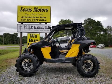 2013 Can-Am 1000R Maverick for sale at Lewis Motors LLC in Deridder LA