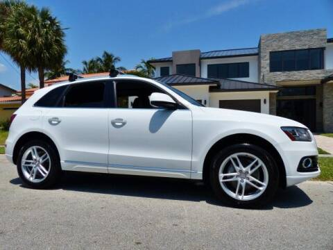 2017 Audi Q5 for sale at Lifetime Automotive Group in Pompano Beach FL