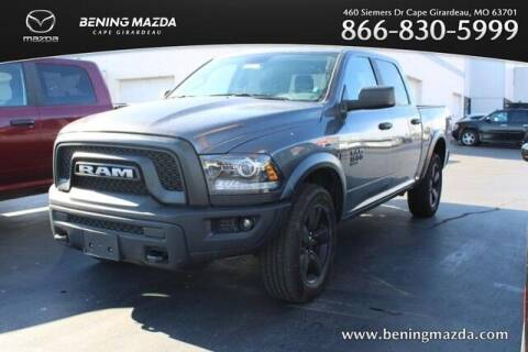 2020 RAM Ram Pickup 1500 Classic for sale at Bening Mazda in Cape Girardeau MO