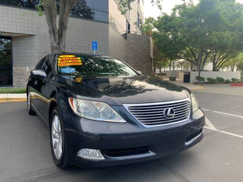2007 Lexus LS 460 for sale at Right Cars Auto Sales in Sacramento CA