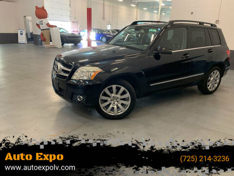 2012 Mercedes-Benz GLK for sale at Auto Expo in Las Vegas NV