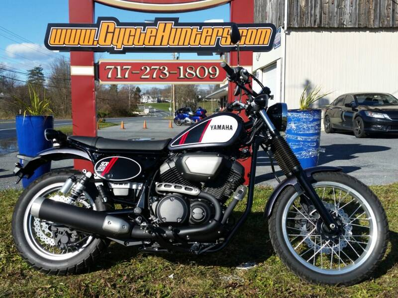 2017 Yamaha SCR950 for sale at Haldeman Auto in Lebanon PA