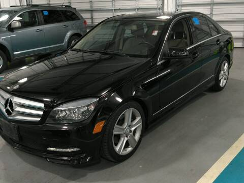 2011 Mercedes-Benz C-Class for sale at Wheel Tech Motor Vehicle Sales in Maylene AL