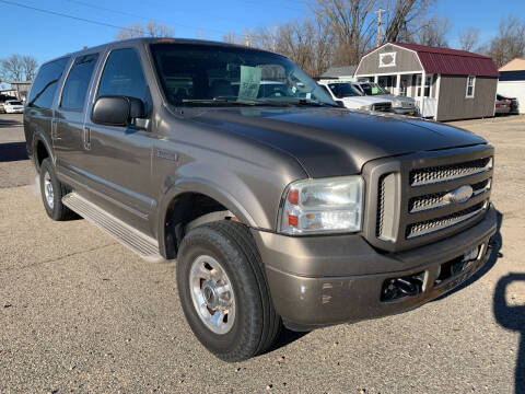 2005 Ford Excursion for sale at 51 Auto Sales in Portage WI
