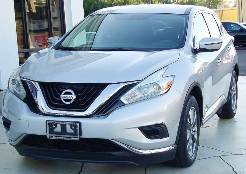 2017 Nissan Murano for sale at Avi Auto Sales Inc in Magnolia NJ