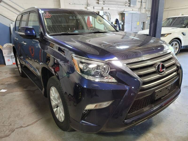 2018 Lexus GX 460 for sale at AW Auto & Truck Wholesalers  Inc. in Hasbrouck Heights NJ