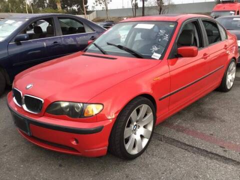 2004 BMW 3 Series for sale at SoCal Auto Auction in Ontario CA