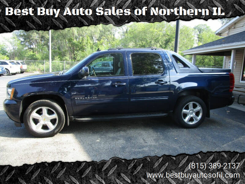2011 Chevrolet Avalanche for sale at Best Buy Auto Sales of Northern IL in South Beloit IL
