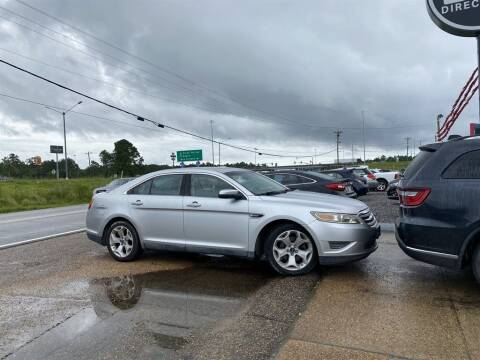 2010 Ford Taurus for sale at Direct Auto in D'Iberville MS