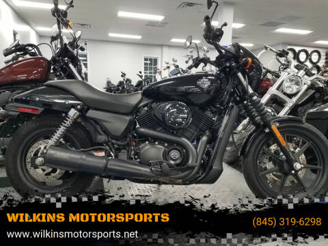2015 Harley-Davidson XG 500 Street for sale at WILKINS MOTORSPORTS in Brewster NY
