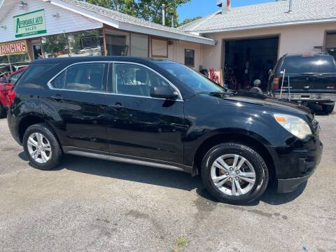 2010 Chevrolet Equinox for sale at Affordable Auto Detailing & Sales in Neptune NJ