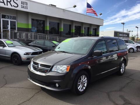 2018 Dodge Grand Caravan for sale at Ideal Cars in Mesa AZ