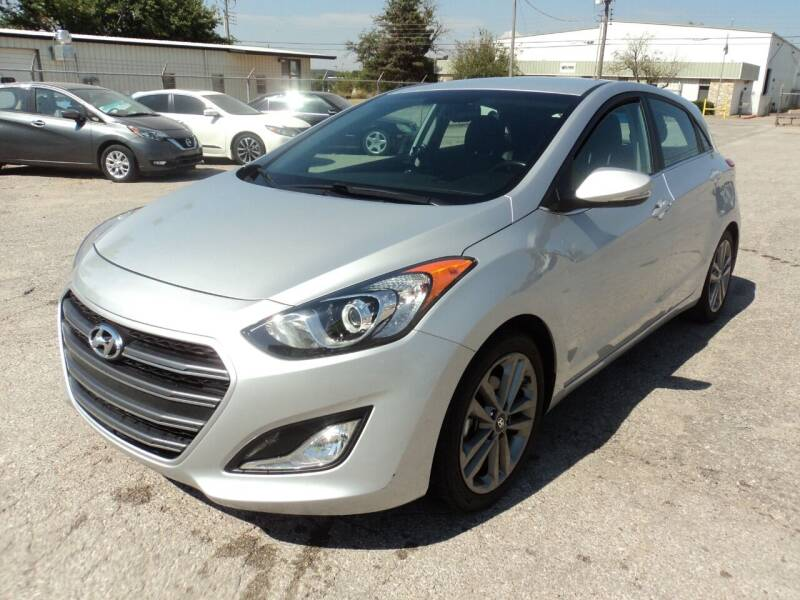 2016 Hyundai Elantra GT for sale at Grays Used Cars in Oklahoma City OK