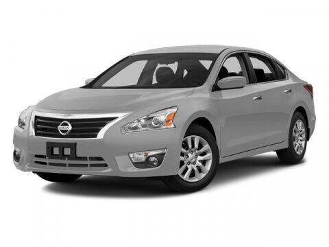 2014 Nissan Altima for sale at Stephen Wade Pre-Owned Supercenter in Saint George UT