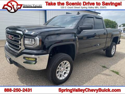 2016 GMC Sierra 1500 for sale at Spring Valley Chevrolet Buick in Spring Valley MN