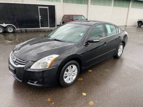 2010 Nissan Altima for sale at TacomaAutoLoans.com in Tacoma WA