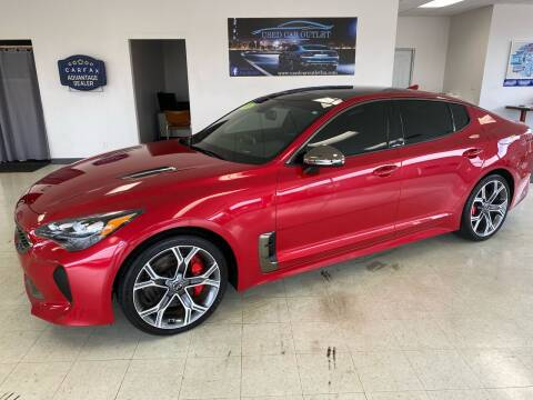 2018 Kia Stinger for sale at Used Car Outlet in Bloomington IL