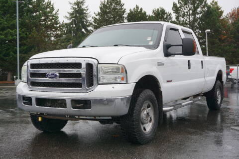 2005 Ford F-350 Super Duty for sale at West Coast Auto Works in Edmonds WA
