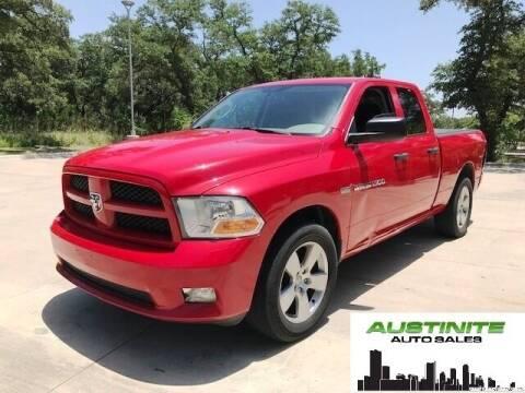 2012 RAM Ram Pickup 1500 for sale at Austinite Auto Sales in Austin TX