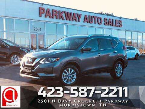 2019 Nissan Rogue for sale at Parkway Auto Sales, Inc. in Morristown TN