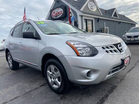 2015 Nissan Rogue Select for sale at Cape Cod Carz in Hyannis MA