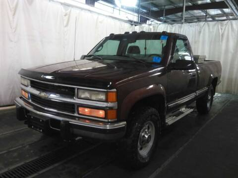 1997 Chevrolet C/K 2500 Series for sale at Government Fleet Sales in Kansas City MO