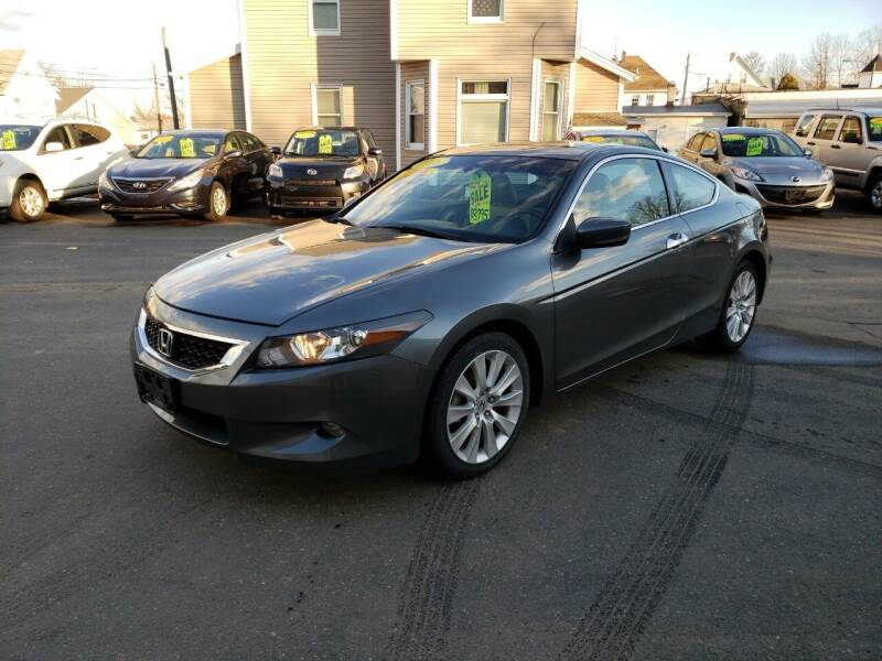 2008 Honda Accord for sale at Pafumi Auto Sales in Indian Orchard MA