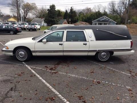 1993 Buick Roadmaster for sale at Classic Car Deals in Cadillac MI